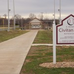 Civitan Park field renovations and concession building